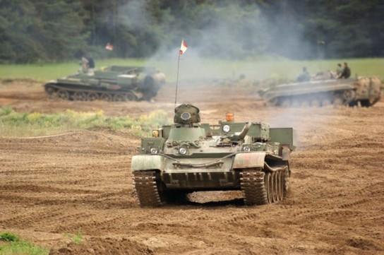 韓国戦車黒豹