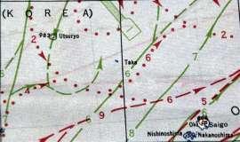 竹島 戦時中の米軍地図.jpg