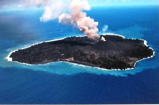 Fe.23,2025 西之島