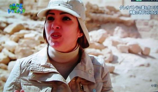 ニカラグ考古学者マルチネス