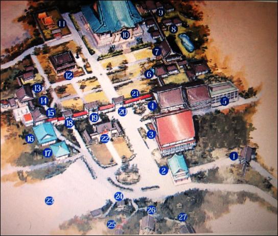 総持寺山内図